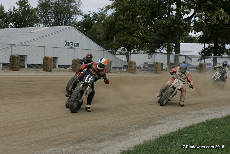 forney farms flat track motorcycle racing