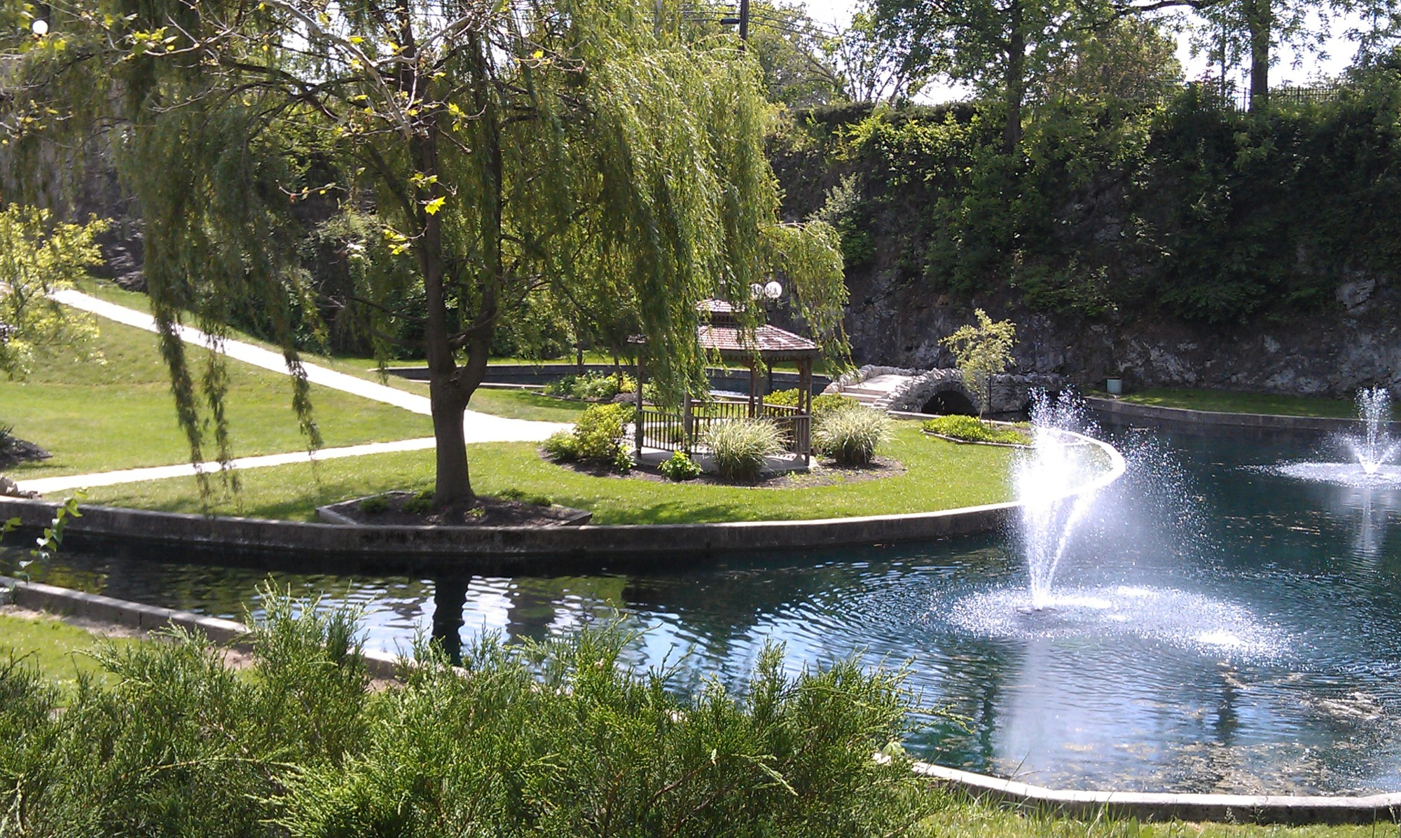 Sunken Gardens Experience This Beautiful Attraction In