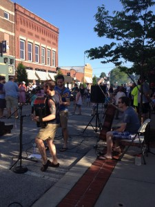 1st-First-Friday-Street-Fair-Roanoke-Indiana