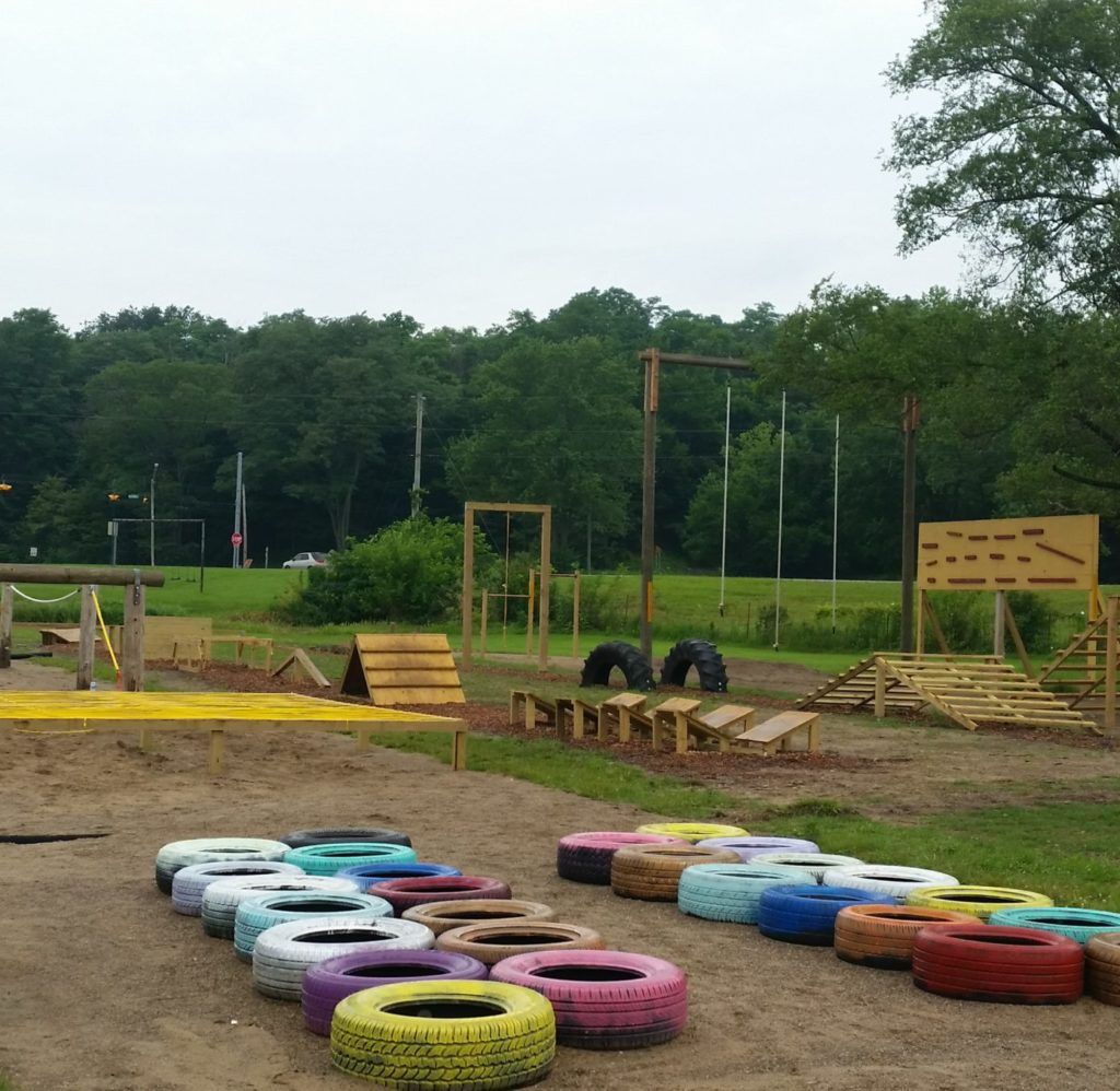fitness-park-lake-clare-obstacles-huntington-indiana